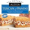 Bear Market Sandwich Extravaganza: Alexia Four Cheese Tuscan-Style Panini