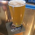 Try the Pre-Prohibition Pilsner at Six Row Brewing Company