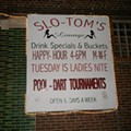 The Dive Bomber: Slo-Tom's Ain't Much of Nothing But It Sure Is Something