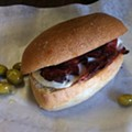 Guess Where I'm Eating this Coppa, Fig and Mozzarella Sandwich and Win Cardinals Tickets! [Updated with Winner!]