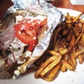 #55: Gyro at Anthonino's Taverna