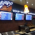 First Look: Zoup! Joins West County Center