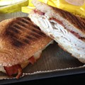Guess Where I'm Eating This Turkey Panini and Win $20 to De Palm Tree [UPDATED]