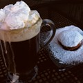 Guess Where I'm Drinking this Spanish Coffee and Win $15 to Gooey Louie [Updated]!