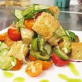 Panzanella by Amy Zupanci of Fond and Township Grocer