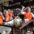 World Cuppage: Netherlands 2 - Denmark 0; Going Dutch at the Scottish Arms