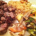 Guess Where I'm Eating this Hibachi Steak and Win $25 to Graham Grill and Bayou Bar [Updated]!