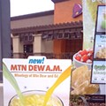 Taco Bell Test Markets MTN Dew A.M. Breakfast Cocktail, Gut Check Proposes Ten Alternatives