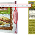 Johnsonville Sausages, Clif Bars Recalled