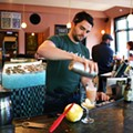 DeMun Oyster Bar's TJ Vytlacil: Featured Bartender of the Week