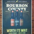 Goose Island Bourbon County Stout Release: Scenes from a Beer Geek's Black Friday