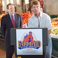 Columbia Farmer Walker Claridge Featured at Farm Aid Press Conference