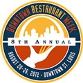 Restaurants Set for Downtown Restaurant Week 2012