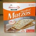 Hoard Your Matzo!