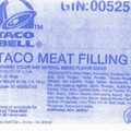 Taco Bell's Taco Filling: Could Be a Whole Lot Worse