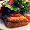 Guess Where I'm Eating this Duck Grilled Cheese and Win $25 to Grappa Grill [Updated]!