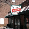 Feraro's Jersey Style Pizza Now a Table-Service Joint