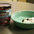 Ben & Jerry's in the Loop Drops Its Schweddy Balls On Saturday -- Gut Check Couldn't Wait