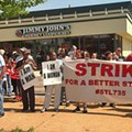 St. Louis Fast-Food Workers Protest for Better Pay, Right to Organize