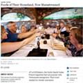 <i>New York Times</i> Spotlights St. Louis' Bosnian Community