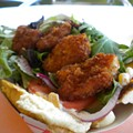 Guess Where I'm Eating this Shrimp Po'Boy and Win a Gift Certificate to Gioia's [Updated With Winner]!