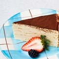 Crepes Etc.'s Crepe Cake: Layers and Layers of Delicate Flavors