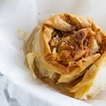 Vinnie's Pinwheel Baklava: A Lighter Take on the Traditional Greek Favorite