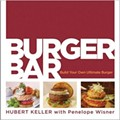 Previewing the Burger Bar Cookbook