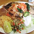 #25: <i>Mojarra Dorada</i> at Garduño's Mexican Food