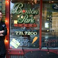 John Caton of Benton Park Cafe