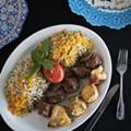 #56: Cafe Natasha's Beef Shish Kebab