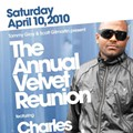 Charles Feelgood Spinning at Velvet's 2010 Reunion
