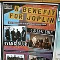 Rumdrum Ramblers, Benefit for Joplin: August 11-17 In Show Flyers