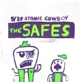 Show Flyer: The Safes, Argonauts and Left Arm at Atomic Cowboy, Friday, May 29