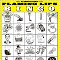 Flaming Lips Bingo Cards: Download the Complete Set and Play at LouFest