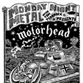 Show Flyer: Motorhead at the Pageant, Tuesday, September 9