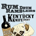 Flyer: Kentucky Knife Fight and Rum Drum Ramblers at Off Broadway, Thursday, August 21