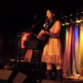 Sarah Jarosz at Blueberry Hill's Duck Room, 8/4/11: Review and Photo