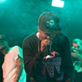 Curren$y at the Old Rock House, 5/27/11