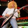 Iron Maiden and Megadeth at Verizon Wireless Amphitheater, 9/8/13