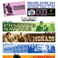 National Record Store Day at Euclid Records, Vintage Vinyl on Saturday, April 19