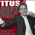 The Truth Hurts (My Sides): Comedian Christopher Titus Wants to be Honest with You