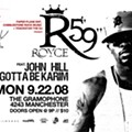 "Royce da 5'9"" at the Gramophone, Monday, September 22"