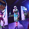Riff Raff at the Ready Room: Photos