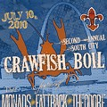2nd Annual South City Crawfish Boil, Saturday, July 10