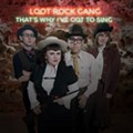Loot Rock Gang to Perform With Pokey LaFarge Tonight at Old Rock House