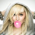 Madonna, the Spits Lead This Week's Show Annoucements