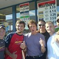 Did Paul McCartney Stop at a Circle K in Springfield, Illinois, Last Weekend?
