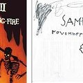 Samhain Album Cover, As Drawn by a Five-Year-Old