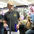Photos: Billy Bob Thornton and the Boxmasters at Vintage Vinyl, August 7, 2008